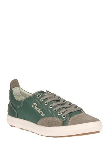 Dockers by Gerli Keten Günlük Ayakkabı Yeşil